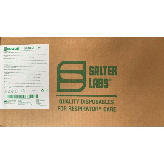 Box Cannula Salterlabs Soft