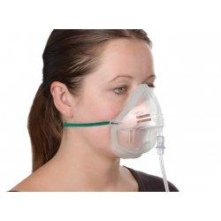 Oxygen Mask with 2.1 meter hose