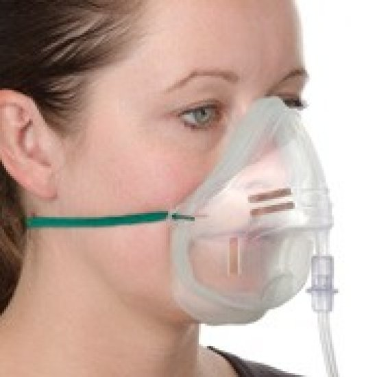 Mask with 2.1 meter hose