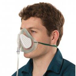 Extra filter Oxygen Mask with 2.1 meter hose